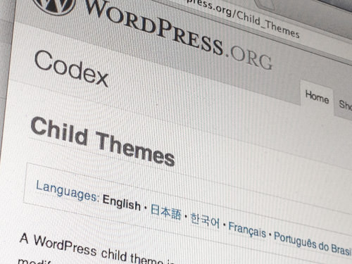 wordpress-child-themes